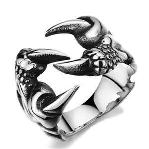 🔥Coming Soon🔥Unisex Dragon Claw Ring🔥